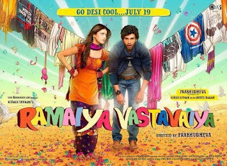 Ramaiya Vastavaiya (2013) Mp3 Songs Free Download