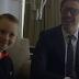 Robert Downey Jr, ou melhor, Tony Stark, presenteou um garoto com deficiência física