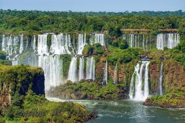 Donde dormir en Iguazu en Brasil o Argentina