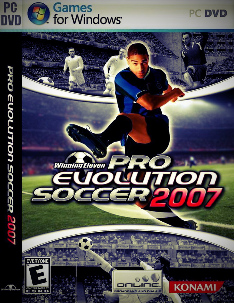games pes 2007 full rip 188 mb nit evolution game. Black Bedroom Furniture Sets. Home Design Ideas