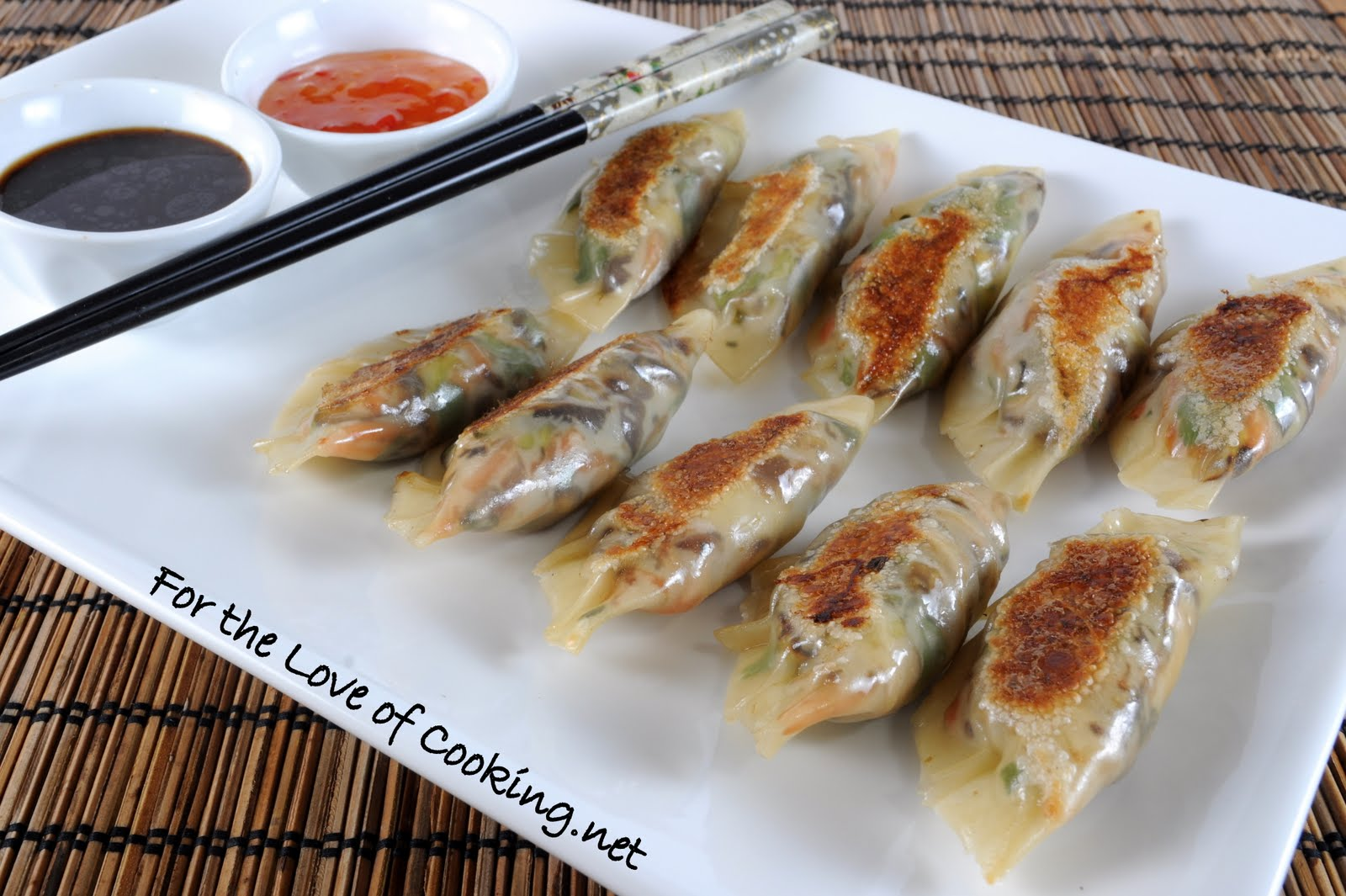 Veggie Potstickers Recipes — Dishmaps