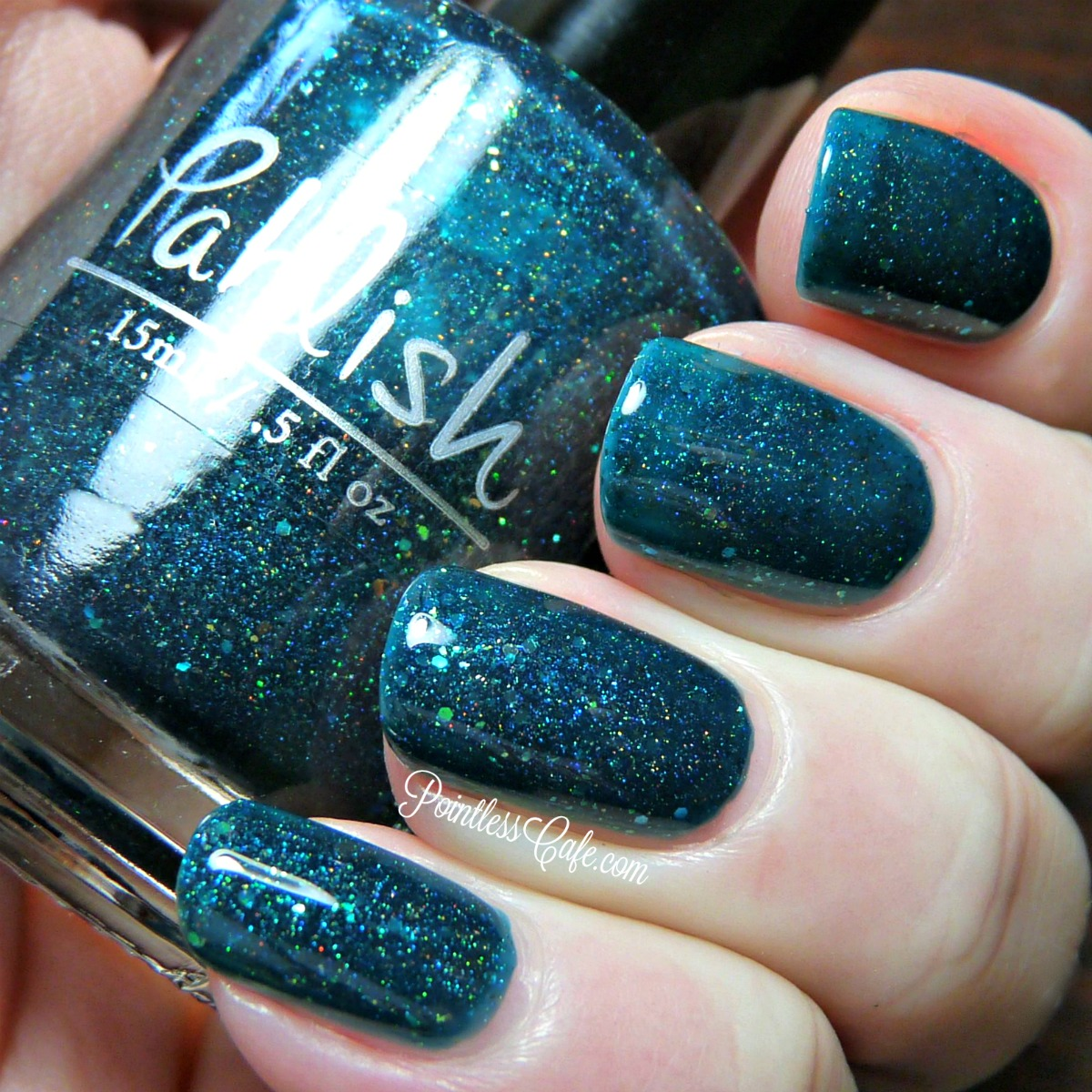 Pahlish: The Cake is a Lie Collection - Swatches and Review ...