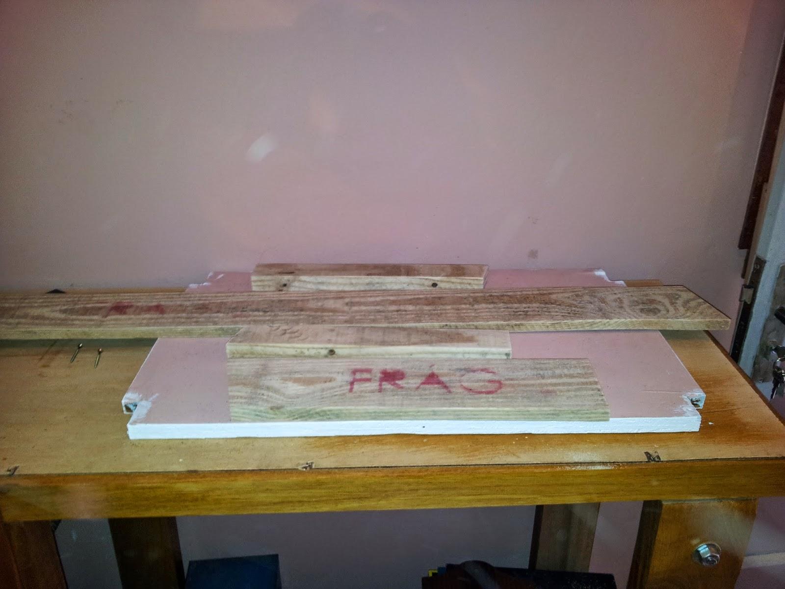 Oficina do Quintal: Como fazer banco de madeira com encosto #806837 1600x1200