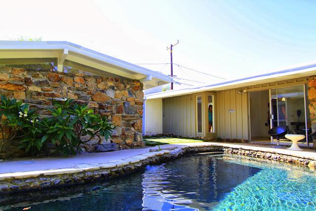 Cliff May Ranch Long Beach, CA 1954