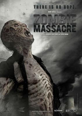 Zombie Massacre, la prima locandina