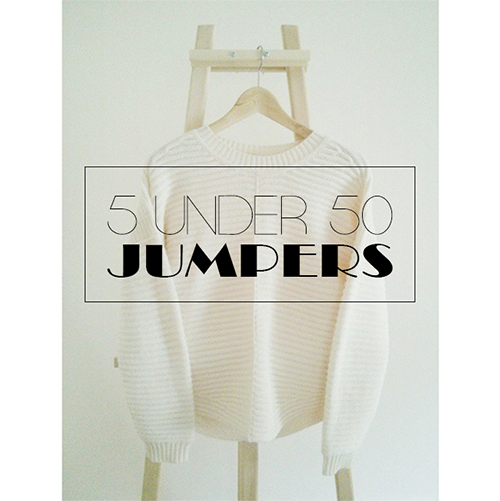 5 jumpers under $50
