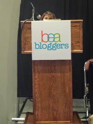 BEA Bloggers session moderator