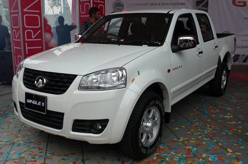 All About Pickup Trucks Great Wall Motor Comes To Malaysia