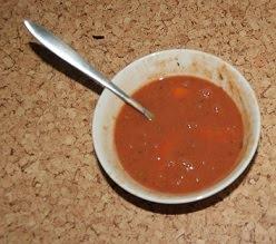 Recept. Bruine bonen soep binnen 5 minuten zelf gemaakt!