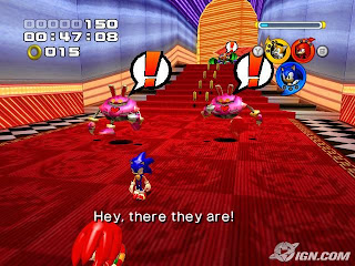 Sonic Heroes Full Rip