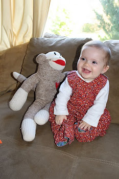 Norah 6 months!
