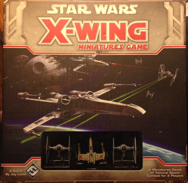 Star Wars X Wing Miniatures Game: AMERICAN WARGAMERS ASSOCIATION: Star Wars X-Wing