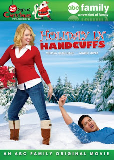 Movie poster  Holiday in Handcuffs 2007 movieloversreviews.blogspot.com