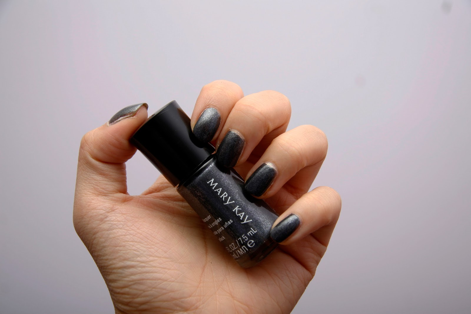 fun size beauty: Mary Kay Midnight Jewels Nail Lacquers in Pearl ...