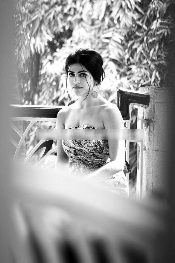 Shenaz in black amd white photo - (3) -  Shenaz Treasurywala's New Sexy Photoshoot