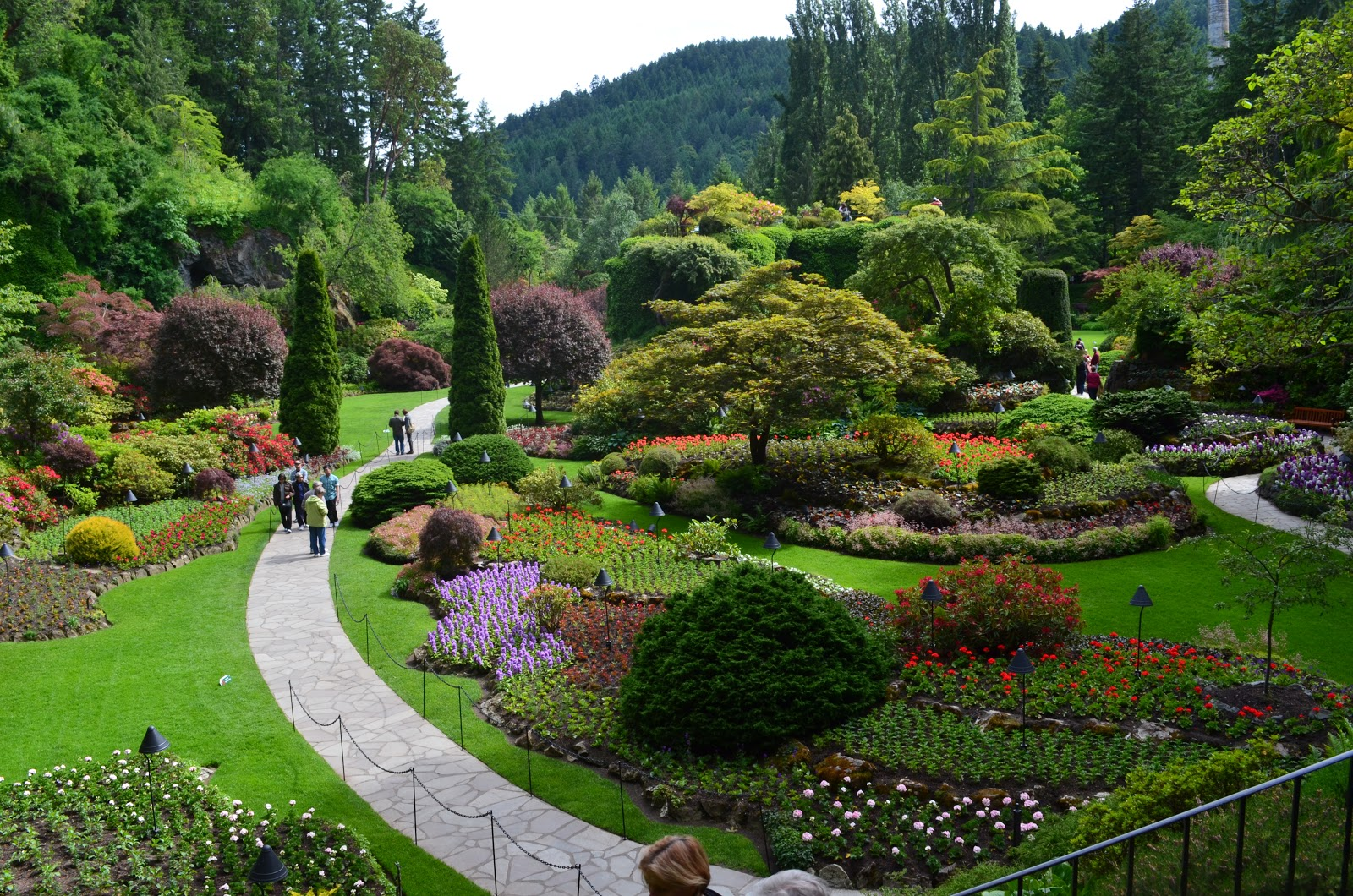 Handy Gardening Tips Breathtaking Butchart Gardens Too