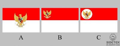 Bendera Merah Putih Diusulkan Ditambah Lambang Pancasila