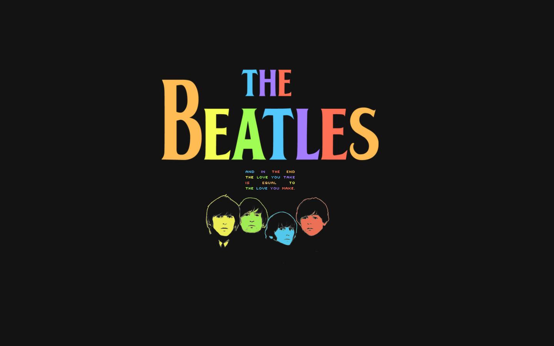 Best Wallpaper Logo The Beatles - The+Beatles+Wallpaper+13  HD_331129.jpg