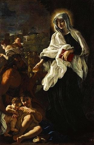 and of St. Frances of Rome