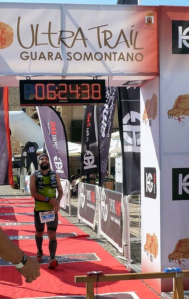 Ultra Trail Guara Somontano 2014. TrailRunning.