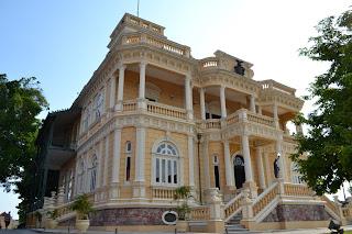 historia de manaus - palacio rio negro
