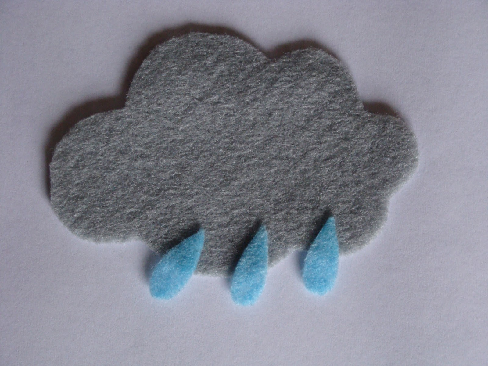 Minky Monkey Moo Rain Cloud