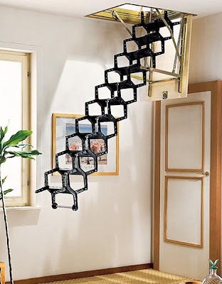 Creative and Modern Staircase Designs (15) 10