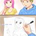 自己的女朋友自己畫!