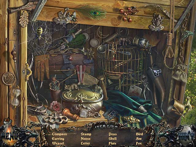 Shadow Wolf Mysteries 2: Bane of the Family Collector's Edition Screenshot 5