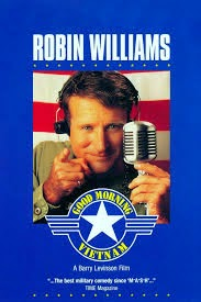 Rosco de pelis good morning vietnam