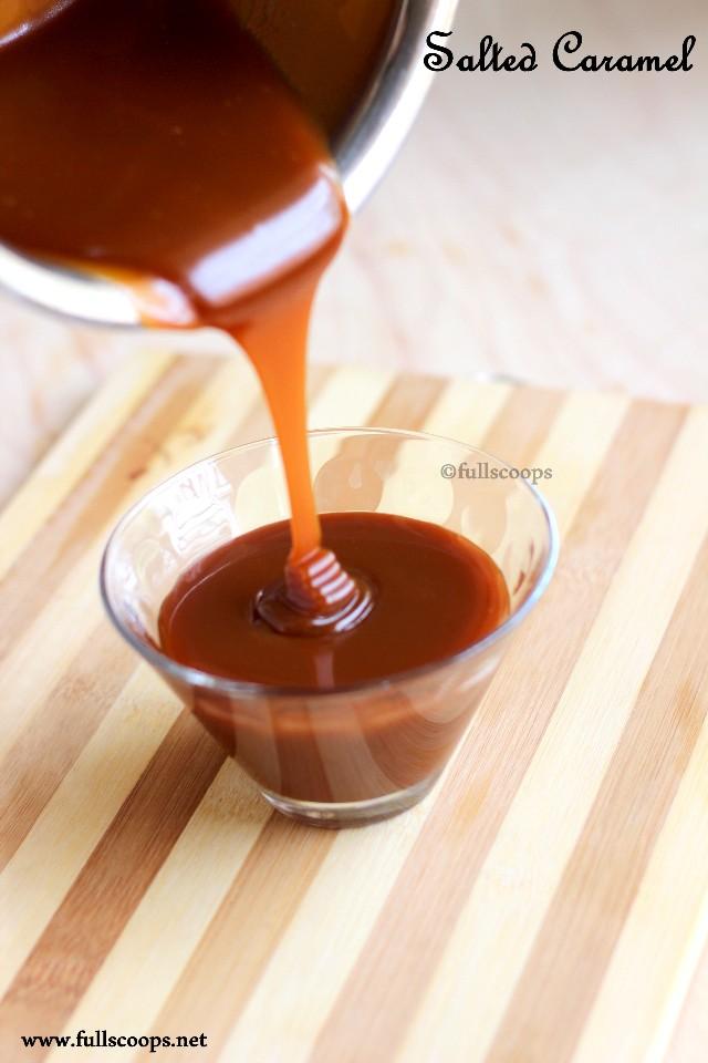 Easy Caramel Sauce For Apple Cake