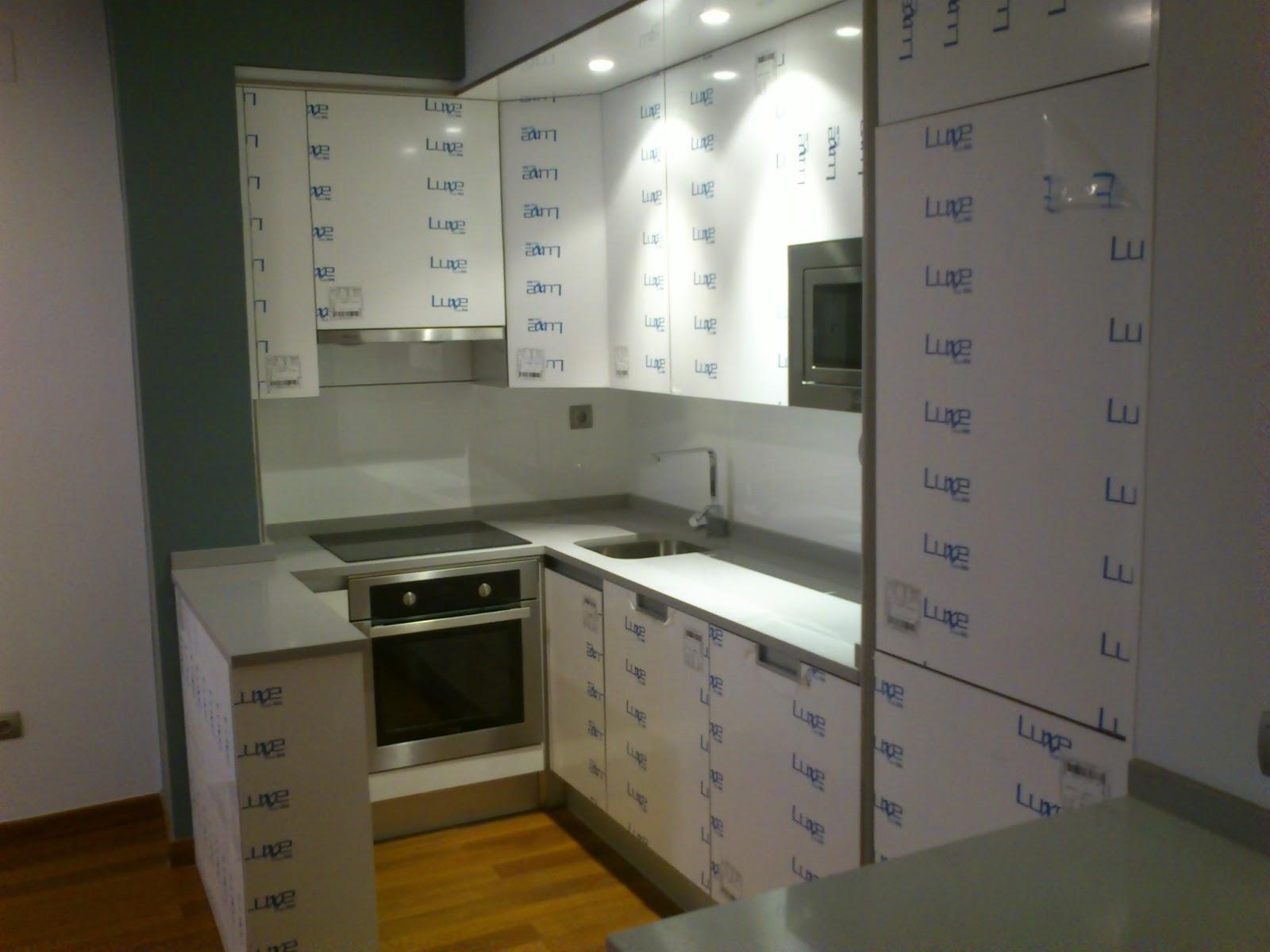 Reformas cocinas madrid muebles y reformas anser - Fabrica muebles madrid ...