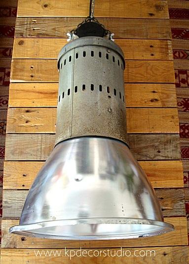 Lámparas estilo industrial, grandes, focos vintage, iluminación industrial para decoradores