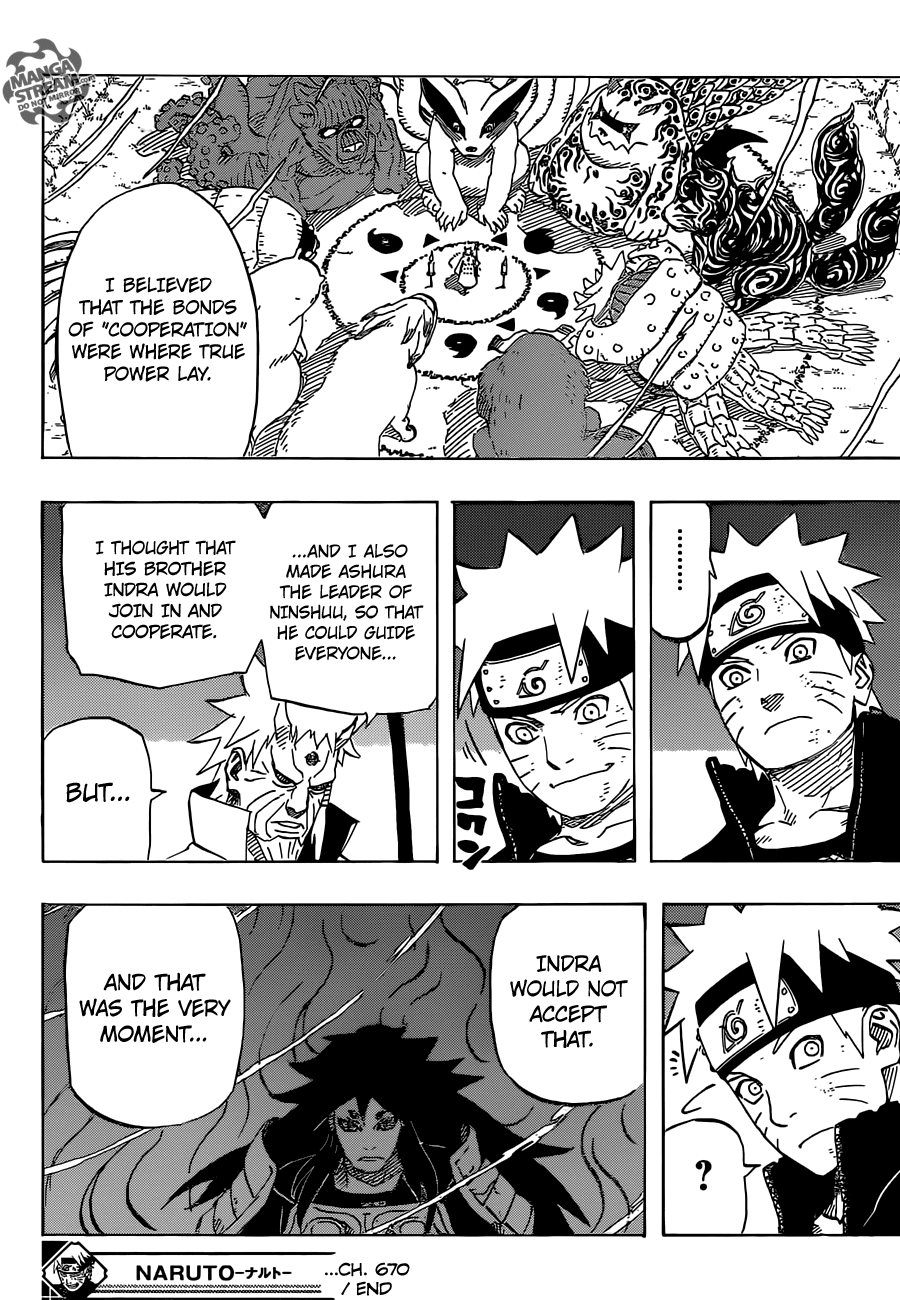 Naruto 670 - The Creator