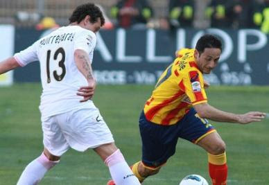 Lecce Palermo 1-1 highlights sky