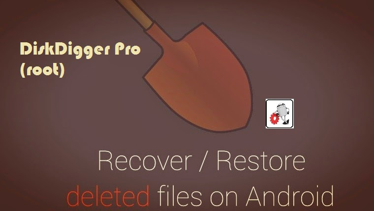 how to recover the pictures deleted or any files from android device