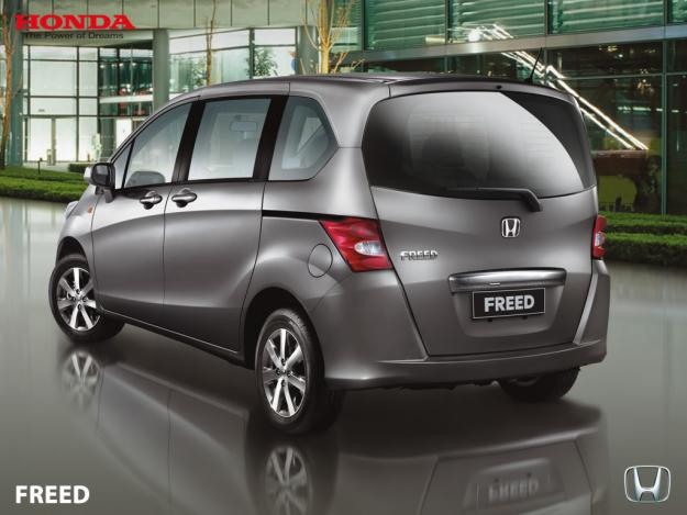 jual mobil refresh your life with new honda freed. Black Bedroom Furniture Sets. Home Design Ideas