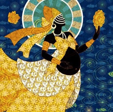 Oshun Orisha