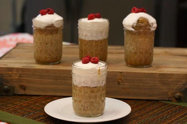 Muffins in Jars
