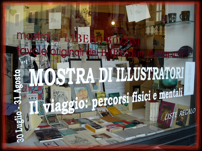 SE AMATE L&#39;ILLUSTRAZIONE LA LIBRERIA CIBRARIO MERITA DAVVERO UN GIRO