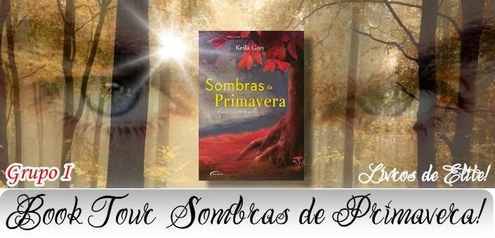Book Tour: Sombras da Primavera