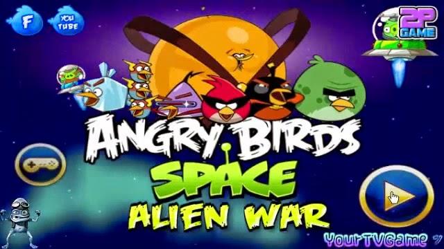 Facebook Angry Birds Uzay