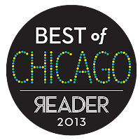 Chicago Reader Best Vintage Store Runner Up 2013