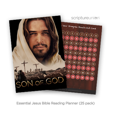 Essential Jesus Scripture Guide for Son of God Movie