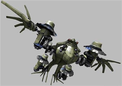 Contexte Iron+Raptor