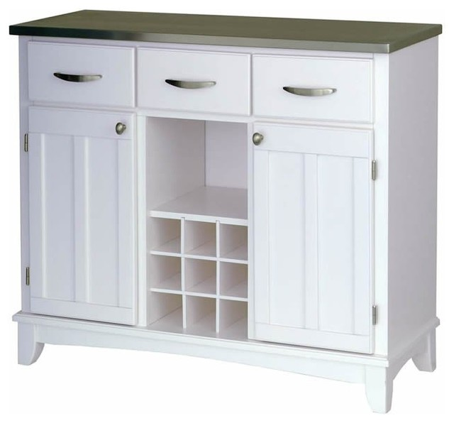 white home styles furniture kitchen island