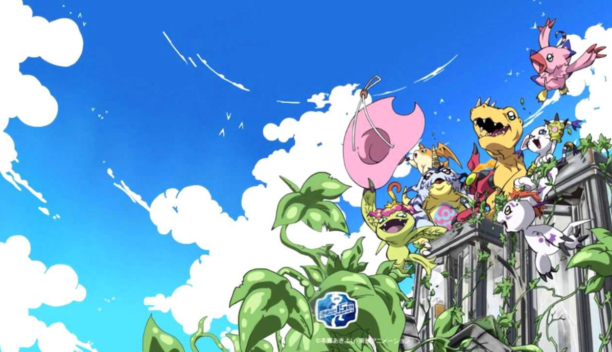 Anime Jepang Adventure Digimon Tri Part 1 Akan Tayang Di