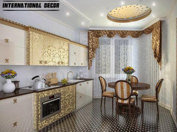 Art Deco Kitchen Design Ideas ~ Art deco kitchen designs and furniture