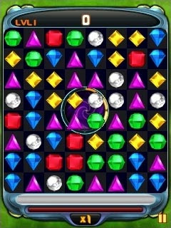 game nokia bejeweled twist
