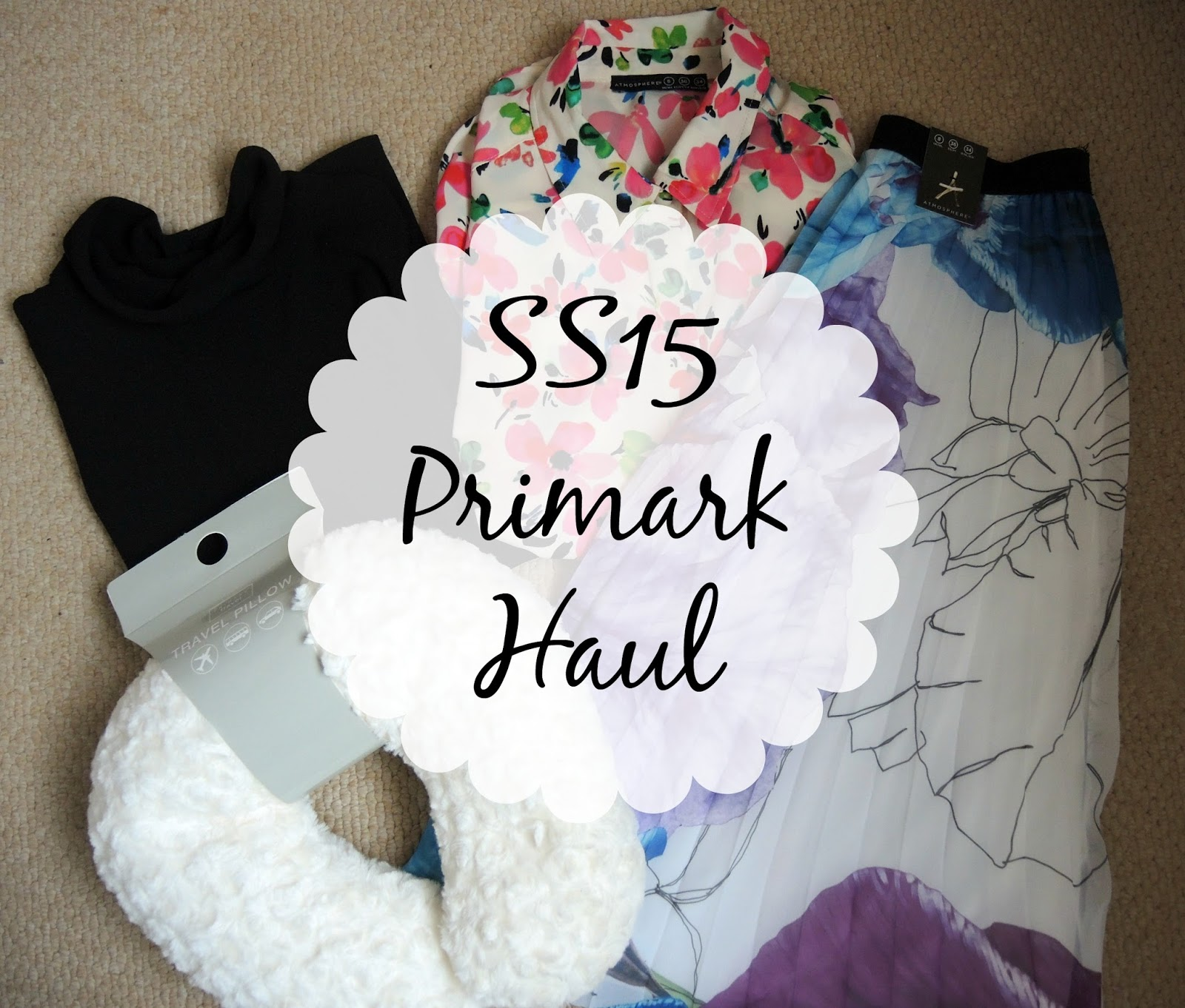 Primark Haul March 2015 | Vanity Fairest